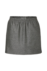 Zadig And Voltaire Wool Cashmere Mini Skirt