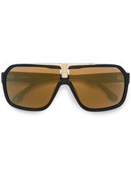 Carrera Aviator Tinted Sunglasses Black
