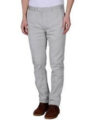Santaniello And B. Casual Pants Light Grey