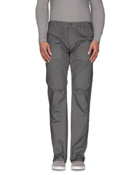 Gold Case By Rocco Fraioli Trousers Casual Trousers Men Grey