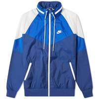 Nike Heritage Windrunner Jacket Blue