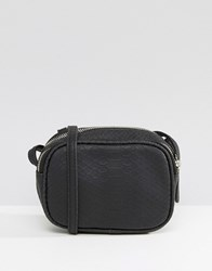 Pieces Larissa Mini Cross Body Bag Black