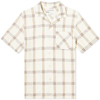 A Kind Of Guise Gioia Vacation Shirt White