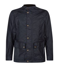 Belstaff Tourmaster Belted Jacket Male Navy