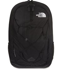 The North Face Jester Zipped Backpack Black