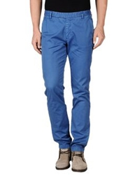 Authentic Original Vintage Style Casual Pants Blue