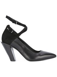 A.F.Vandevorst Ankle Strap Pumps Black