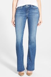 Ag Jeans 'Angel' Mid Rise Bootcut Jeans Blue