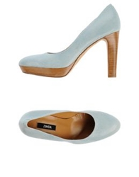Zinda Pumps Sky Blue