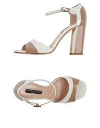 Alberto Gozzi Sandals White
