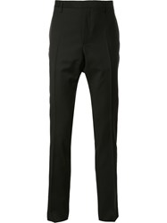 Lanvin Side Stripe Chinos Black