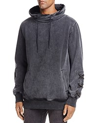 Nana Judy Funnel Neck Sweatshirt 100 Exclusive Charcoal