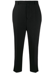 Rick Owens Cropped Tailored Trousers 60
