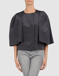 Vionnet Coats And Jackets Jackets Women Lead