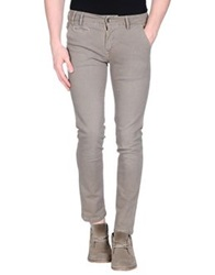 S D Side Casual Pants Beige