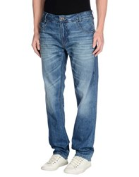 Timeout Denim Denim Trousers Men