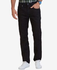 Nautica Men's Athletic Fit Deepest Night Wash Jeans