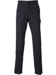 A.P.C. Chino Trousers Blue