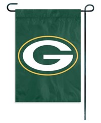Party Animal Green Bay Packers Garden Flag Team Color