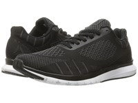 Reebok Print Run Smooth Ultk Black Alloy White Coal Men's Running Shoes