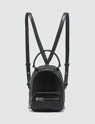 Alexander Wang Attica Soft Mini Backpack Black