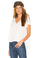 Free People All You Need Tee Ivory