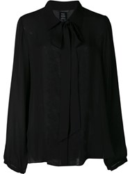 Thomas Wylde 'Endemic' Blouse Black