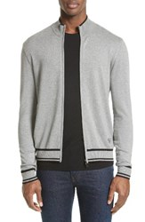 Armani Jeans Men's Zip Cardigan