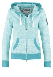 Superdry Storm Cardigan Cool Green Mint