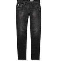 Ag Jeans The Stockton Skinny Fit Stretch Denim Black