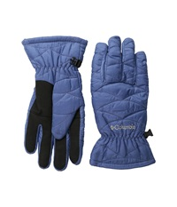 Columbia Mighty Lite Glove Blue Bell Extreme Cold Weather Gloves