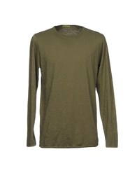 Private Lives T Shirts Military Green