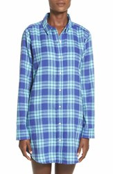 Junior Women's Bp. Undercover Flannel Night Shirt