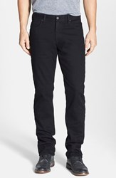 Ag Jeans Men's Graduate Slim Straight Leg Blackbird