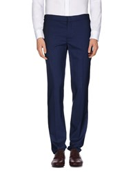 Paul And Joe Trousers Casual Trousers Men Dark Blue
