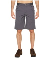 Marmot Bishop Shorts Slate Grey Multi