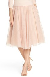 Women's Jenny Yoo 'Lucy' Tulle Skirt Cameo Pink