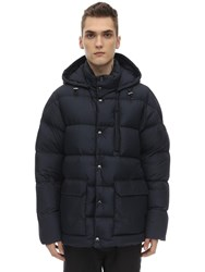 Moncler Rolland Down Jacket Navy