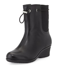 Taryn Rose Amir All Weather Leather Boot Black Women's