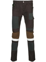 Undercover Skinny Trousers Brown