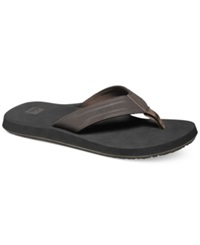 Quiksilver Monkey Wrench Sandals Brown