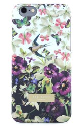 Ted Baker London Bijoux Iphone 7 And 7 Plus Case Ivory Multi