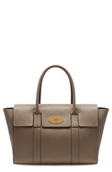 Mulberry 'Small New Bayswater Classic' Leather Satchel