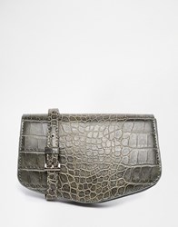 Marc B Bella Cross Body Bag Greencroc