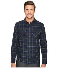 United By Blue Brooks Plaid Forest Navy Men's Clothing Green