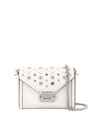 Michael Kors Collection Whitney Studded Satchel Bag 60