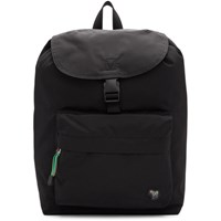Paul Smith Ps By Navy Zebra Backpack