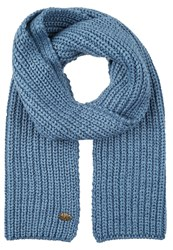 Scotch And Soda Chunky Scarf Lucky Blue Melange