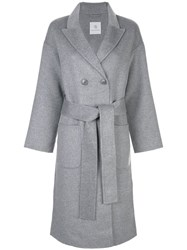 Anine Bing Dylan Double Breasted Coat 60
