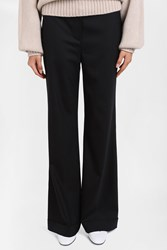 The Row Winona Trousers Black